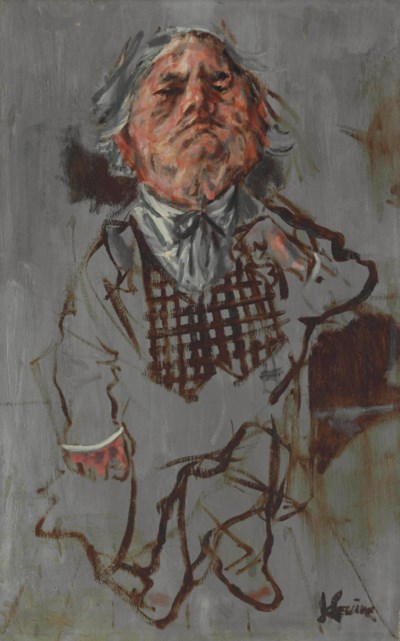 Jack Levine (1915-2010)