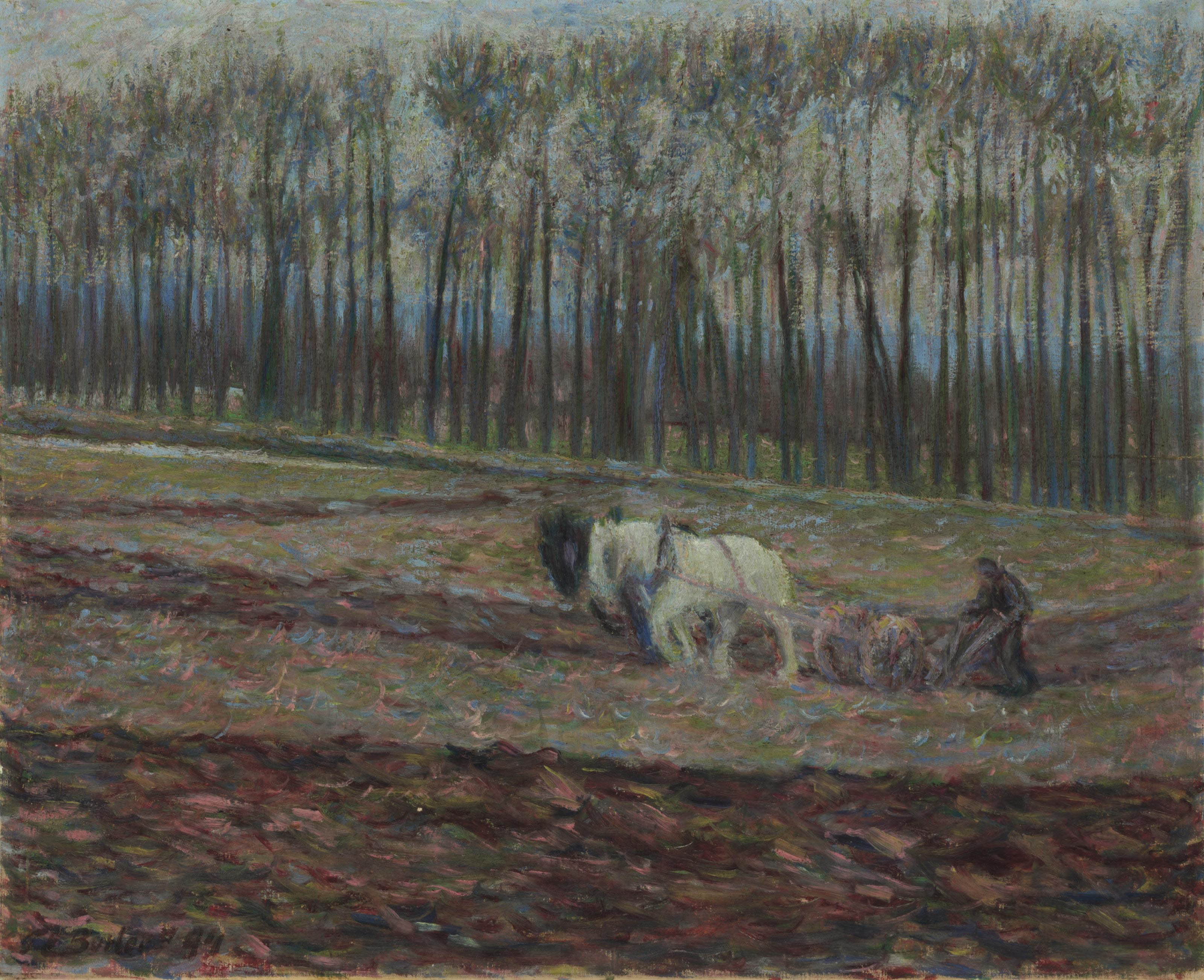 A Tiller of the Soil