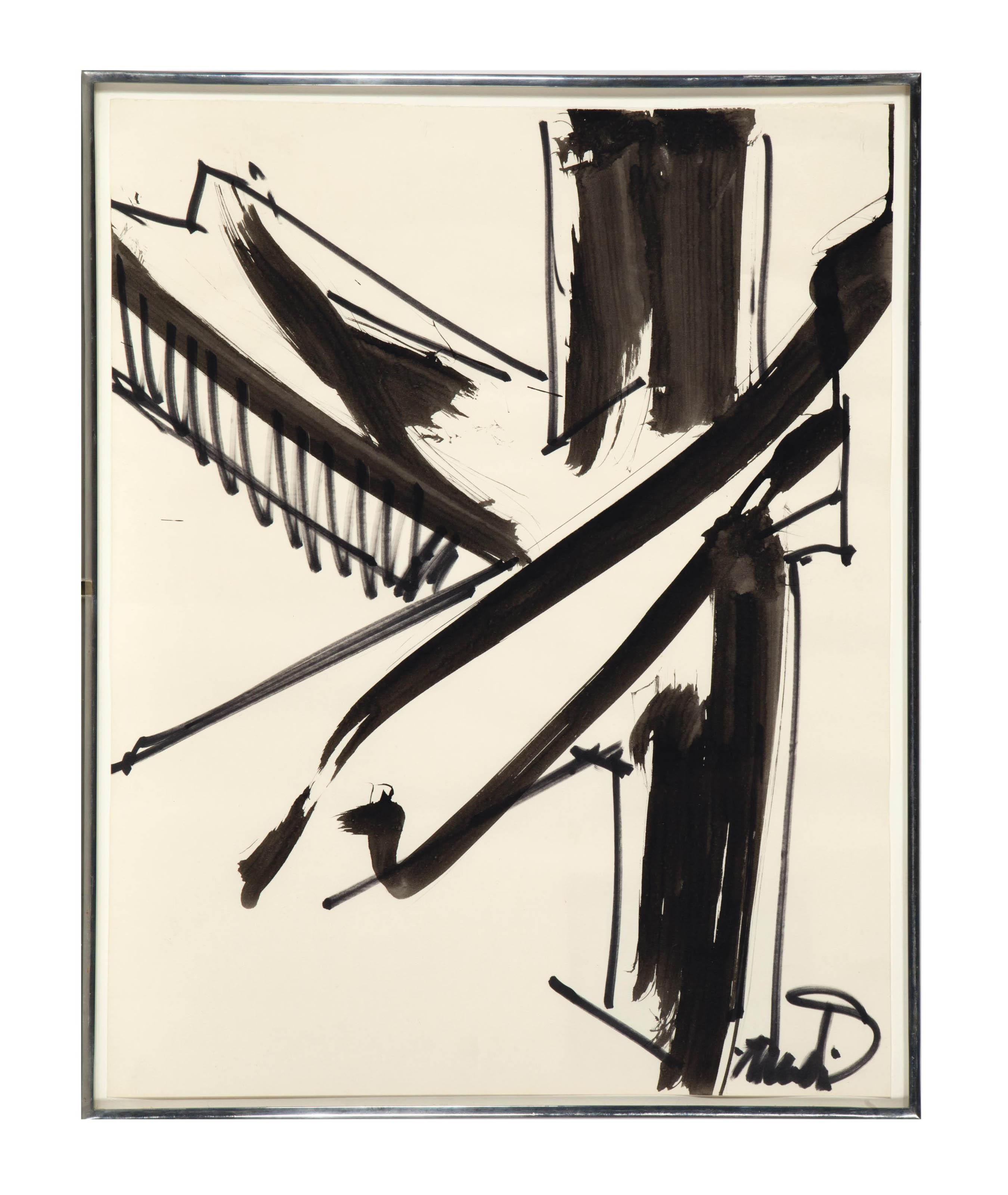MARK DI SUVERO (AMERICAN, B. 1933)