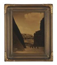 Cañon del Muerto, 1904