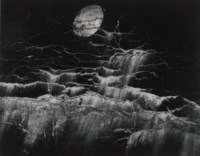 Moon and Wall Encrustations, 1964