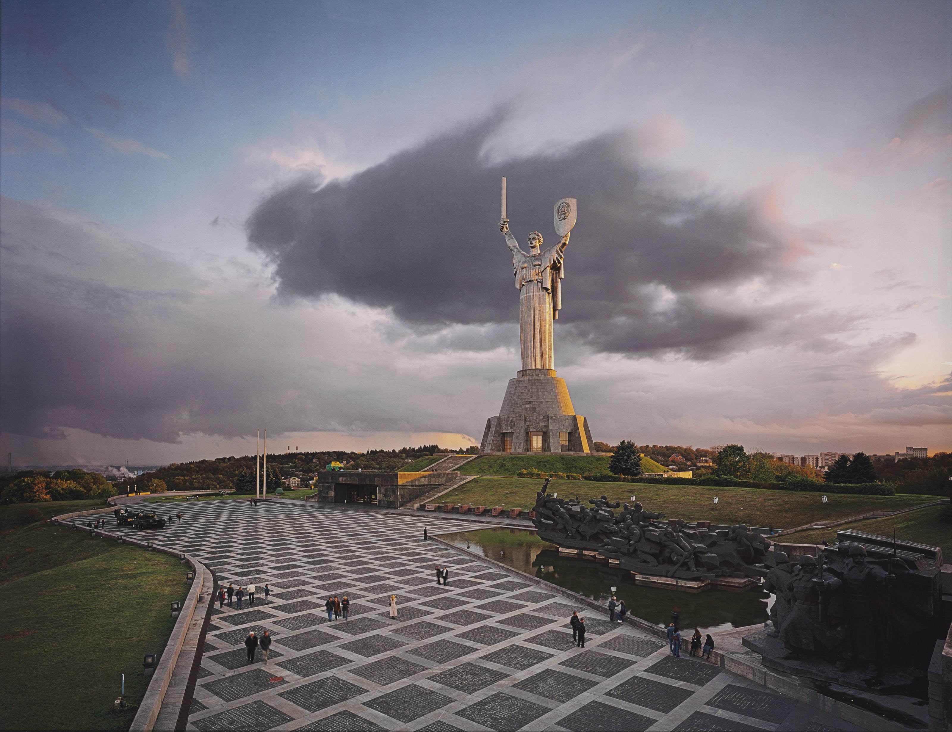 Motherland, Kiev, 2003