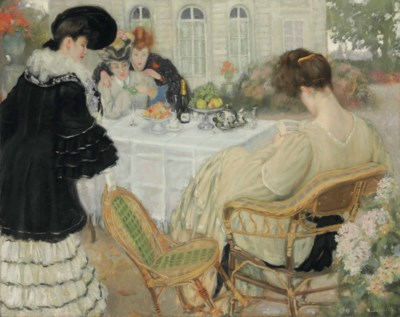 Henry Caro-Delvaille (French,