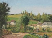 Hameau aux environs de Pontoise