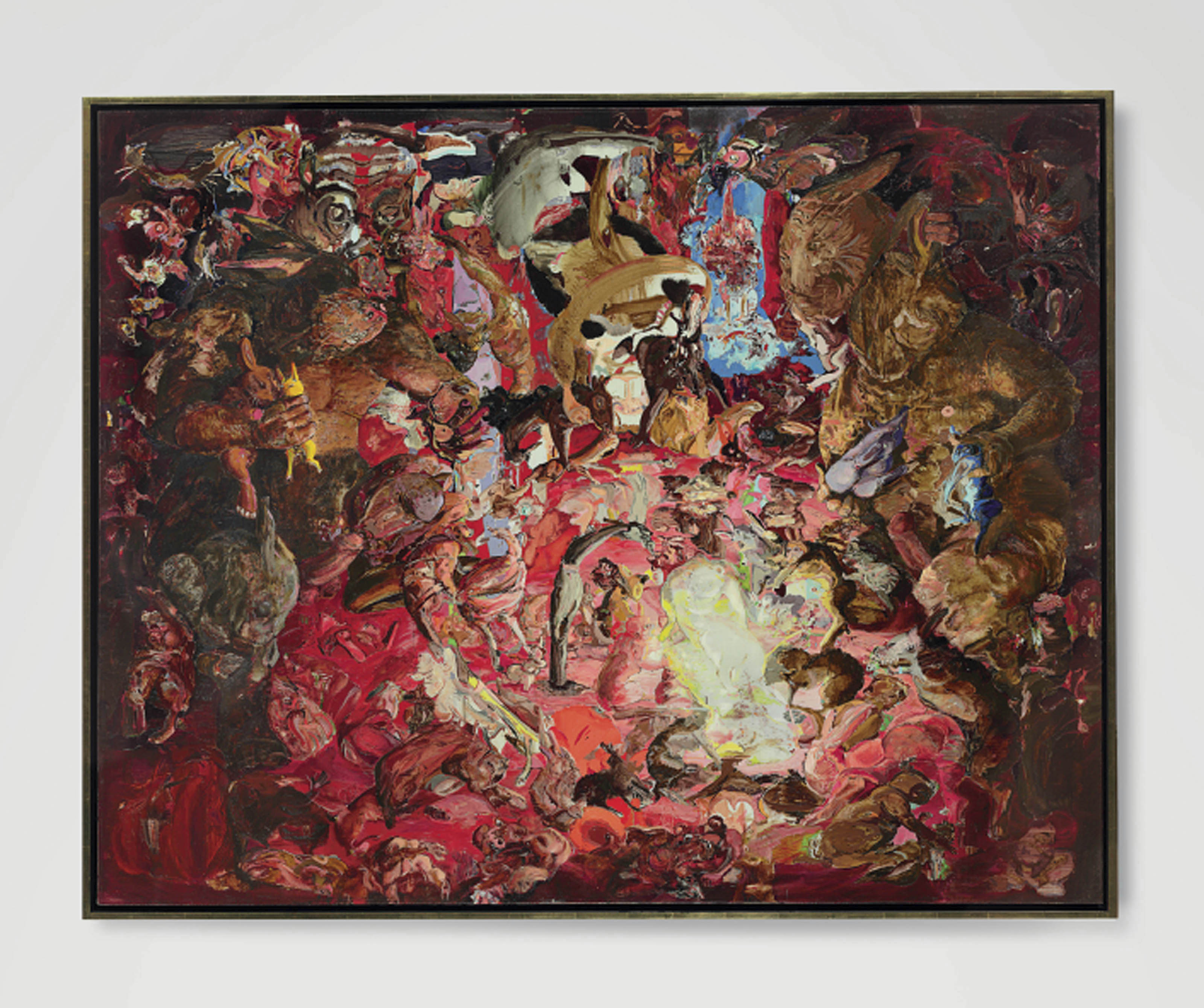 Cecily Brown B 1969