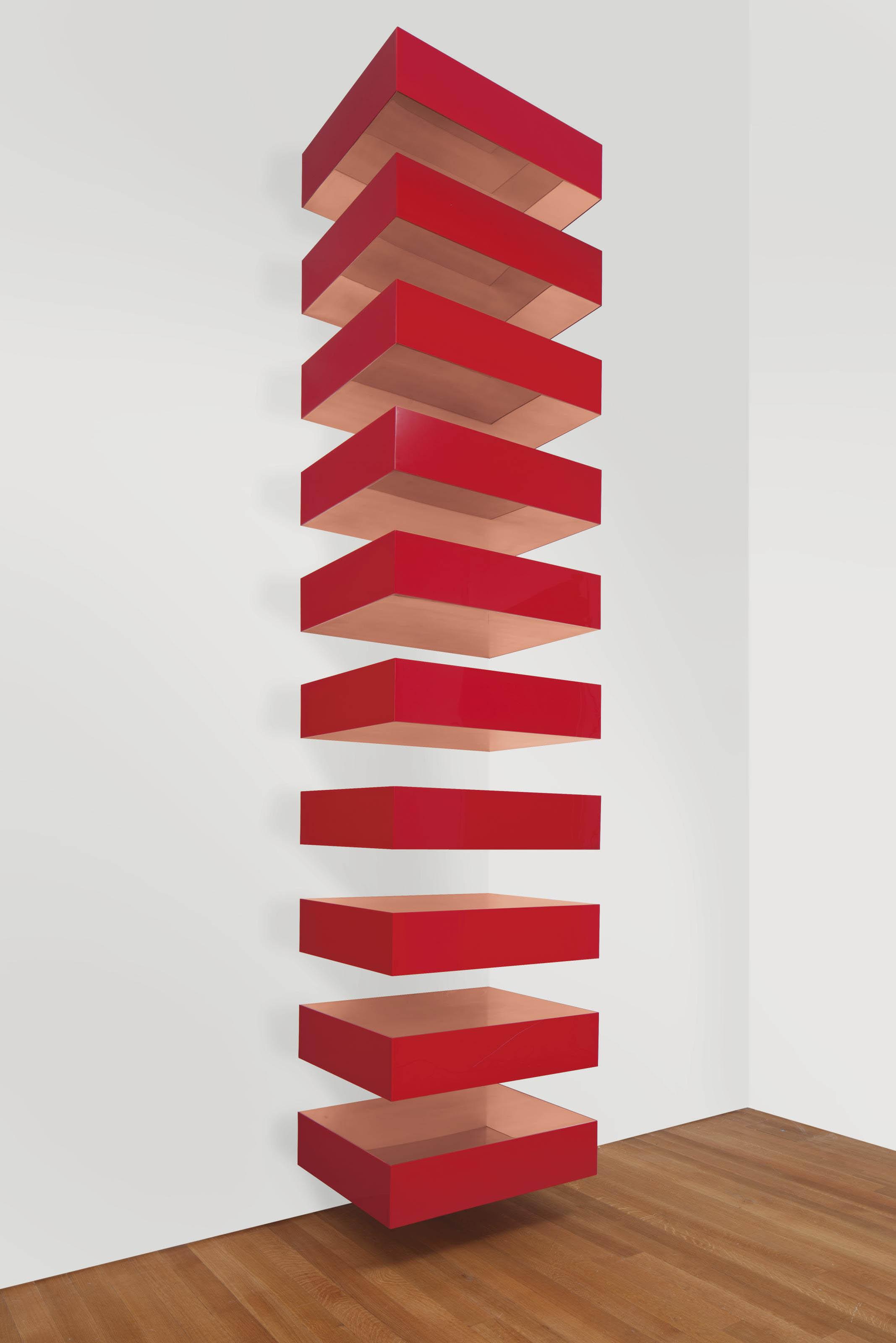 Donald Judd Artwork