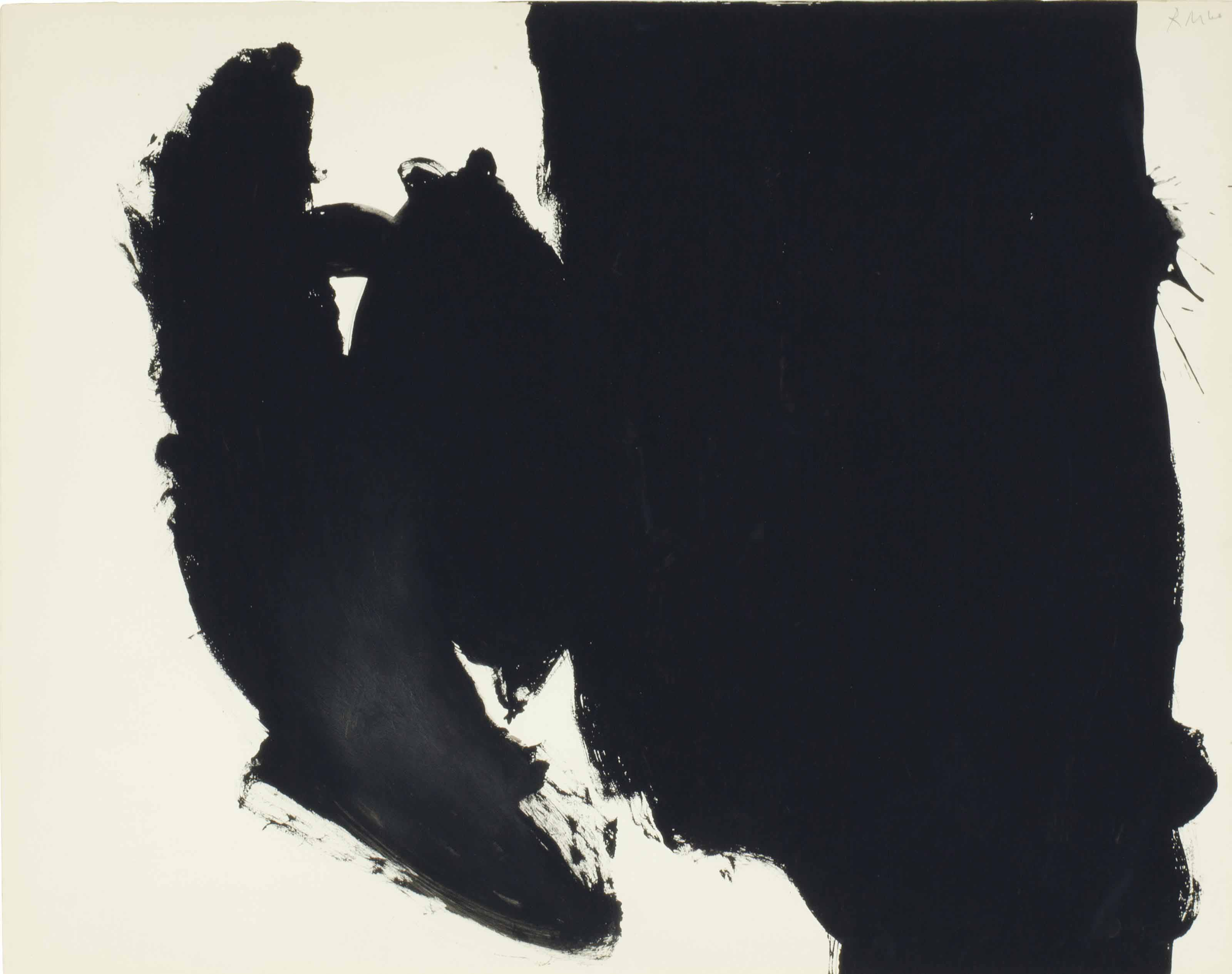 Robert Motherwell (1915-1991)