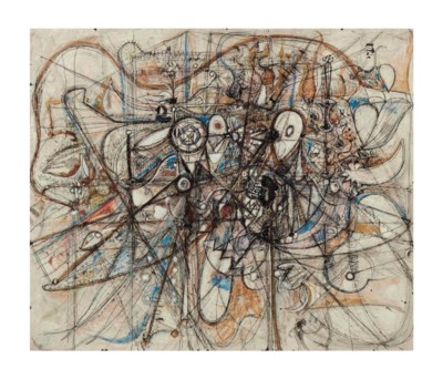 Richard Pousette-Dart (1916-19