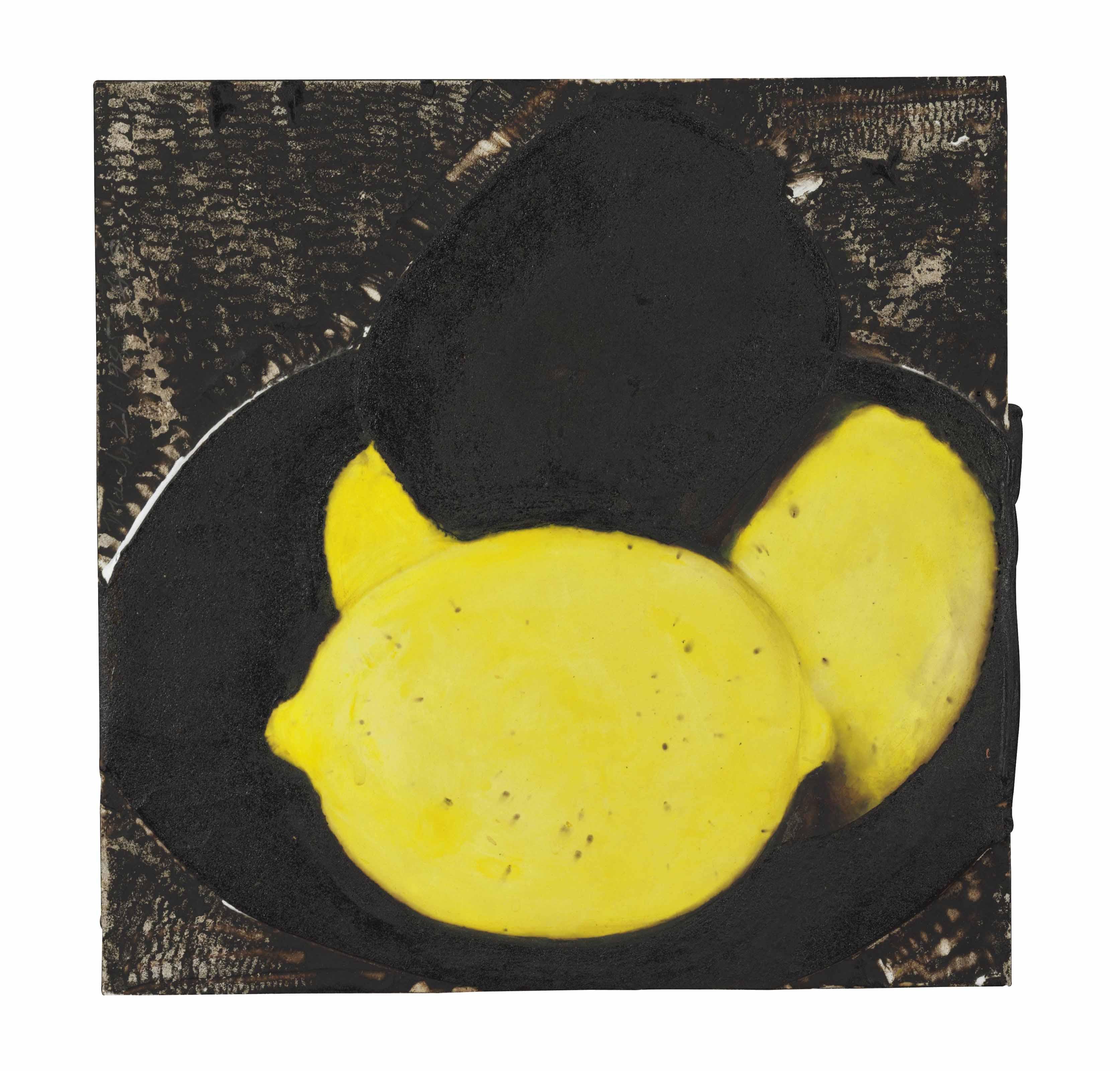 Four Lemons March 21 1985