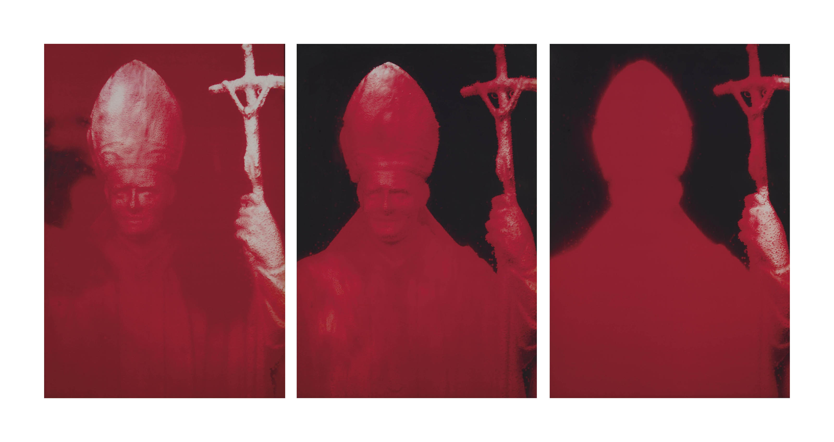 Red Pope (Part I, Part II, Part III)