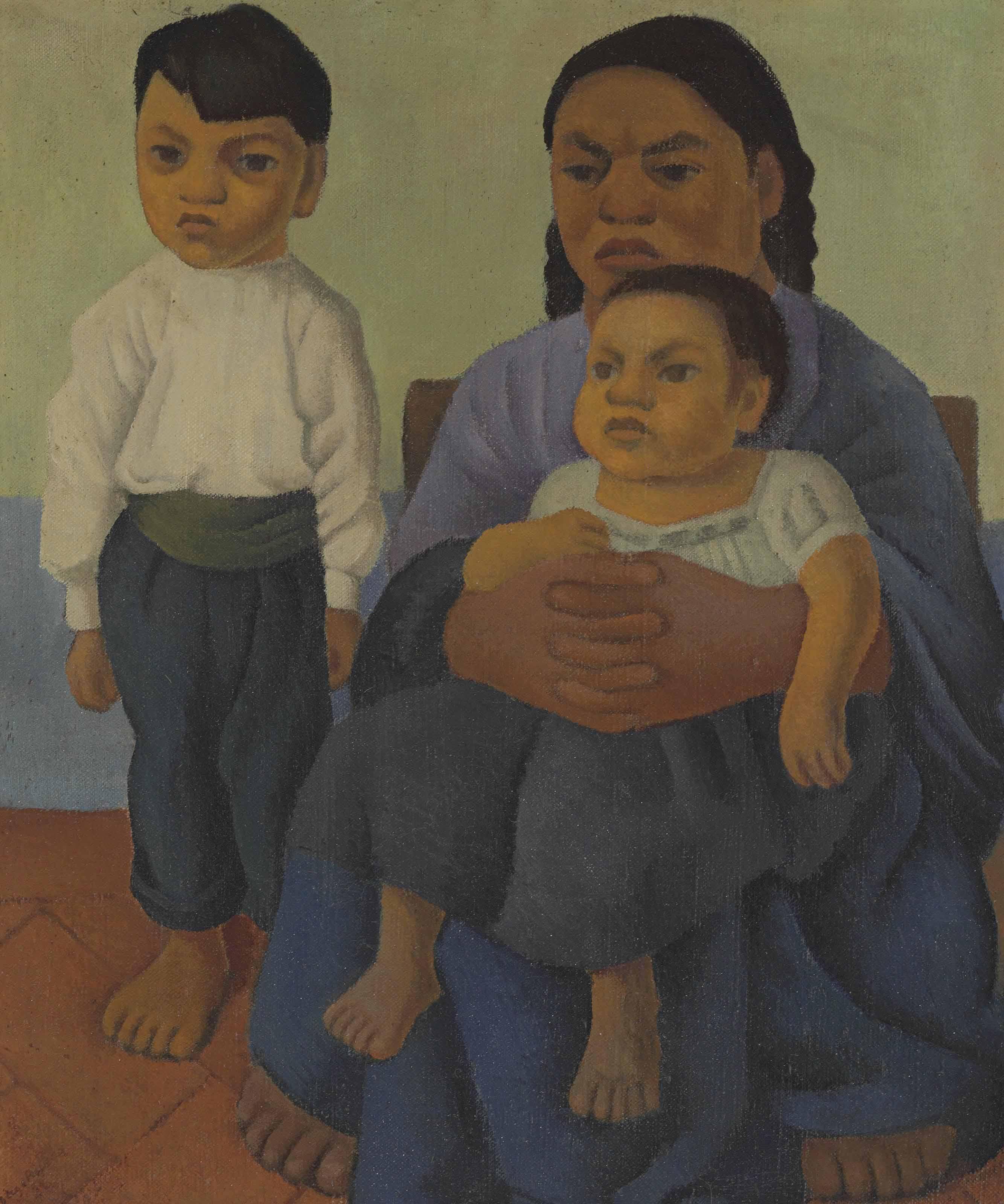 Diego Rivera (Mexican 1886-195