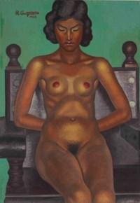 Desnudo de Aurorita