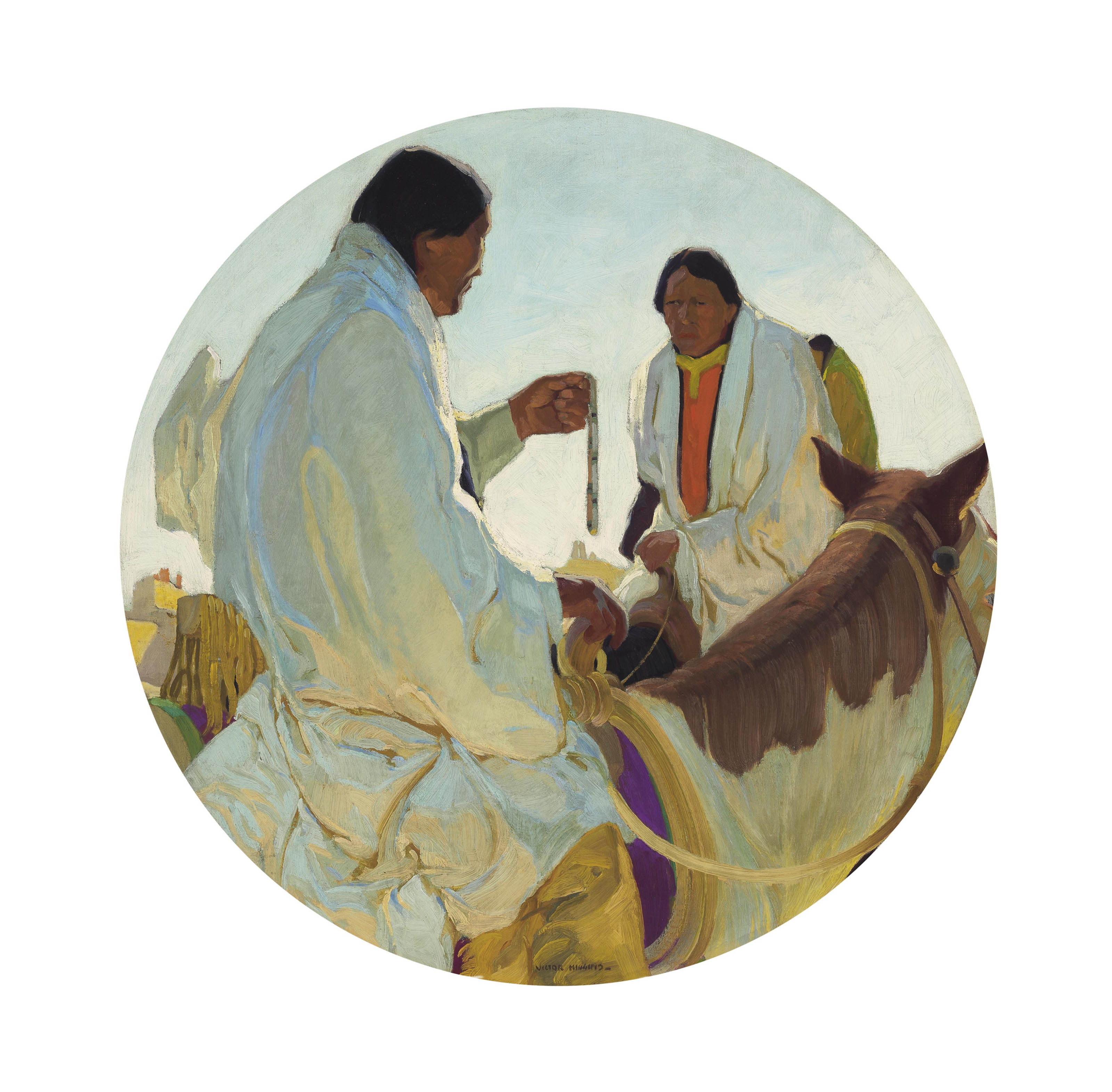 The Wampum Traders