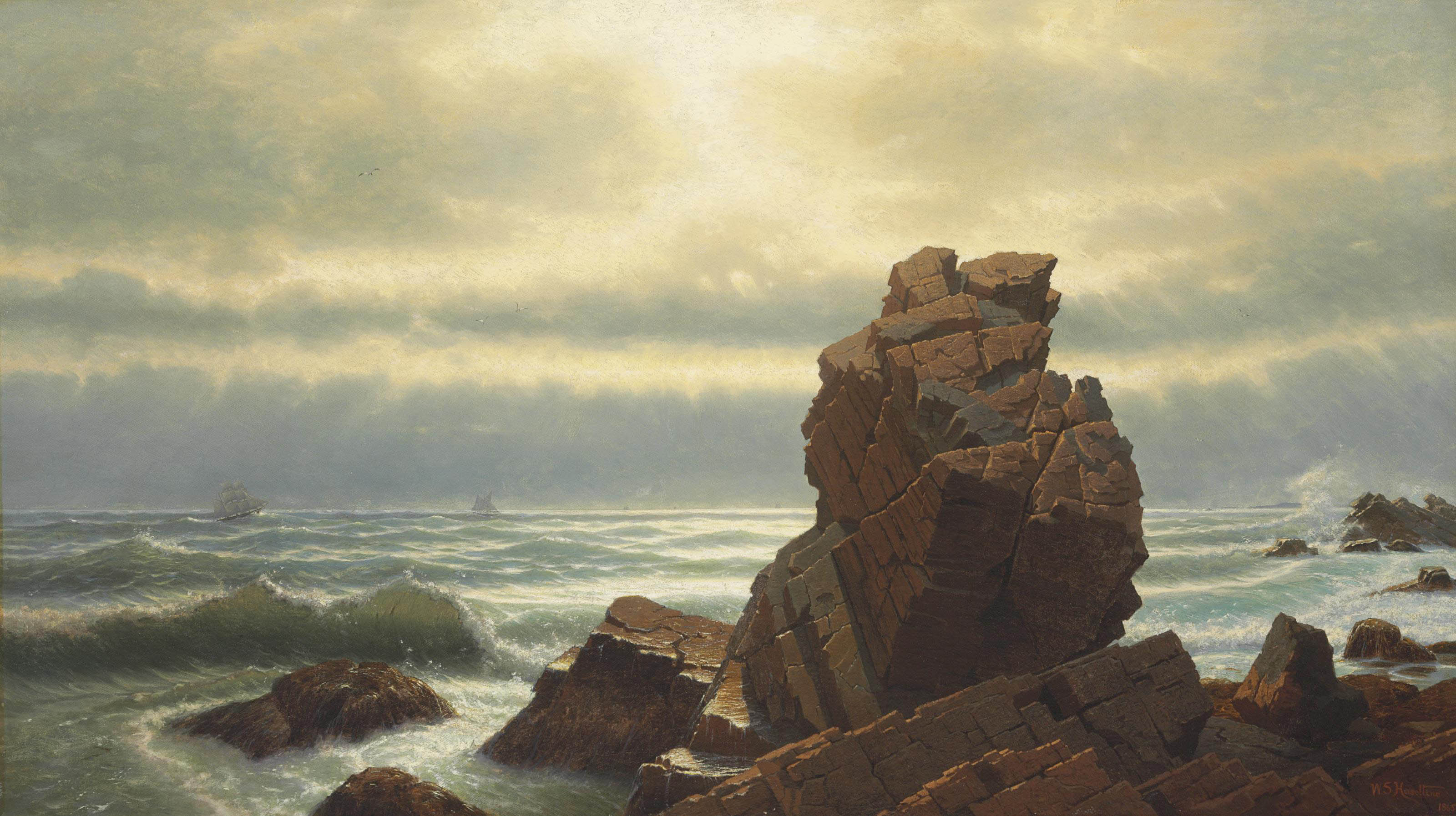 Pulpit Rock, Nahant