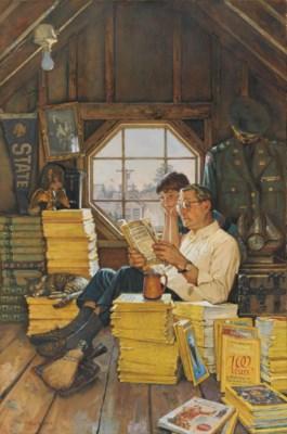 James M. Gurney (b. 1958)