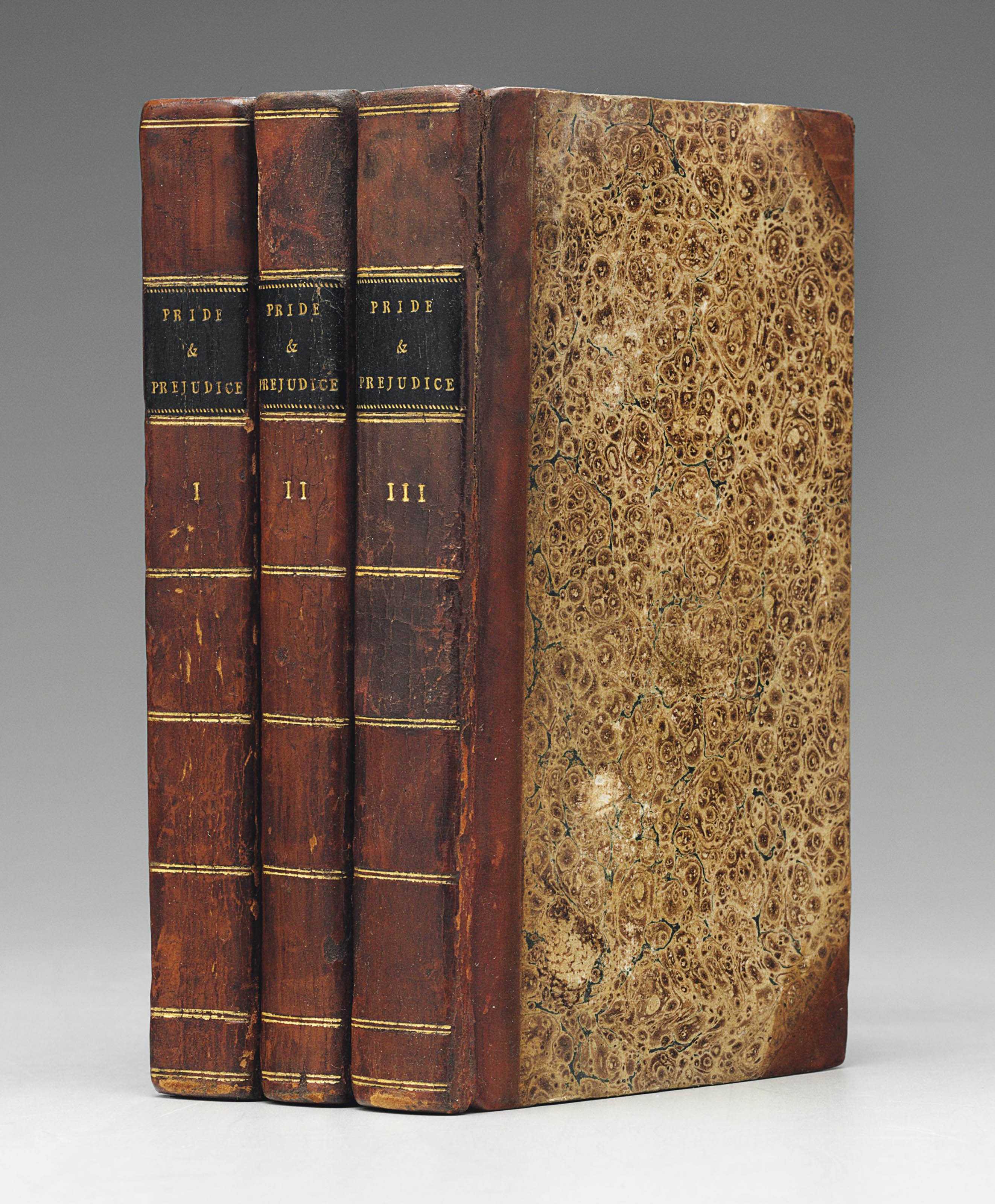 [AUSTEN, Jane (1775-1817)]. Pride and Prejudice. London: Printed for T. Egerton, 1813.