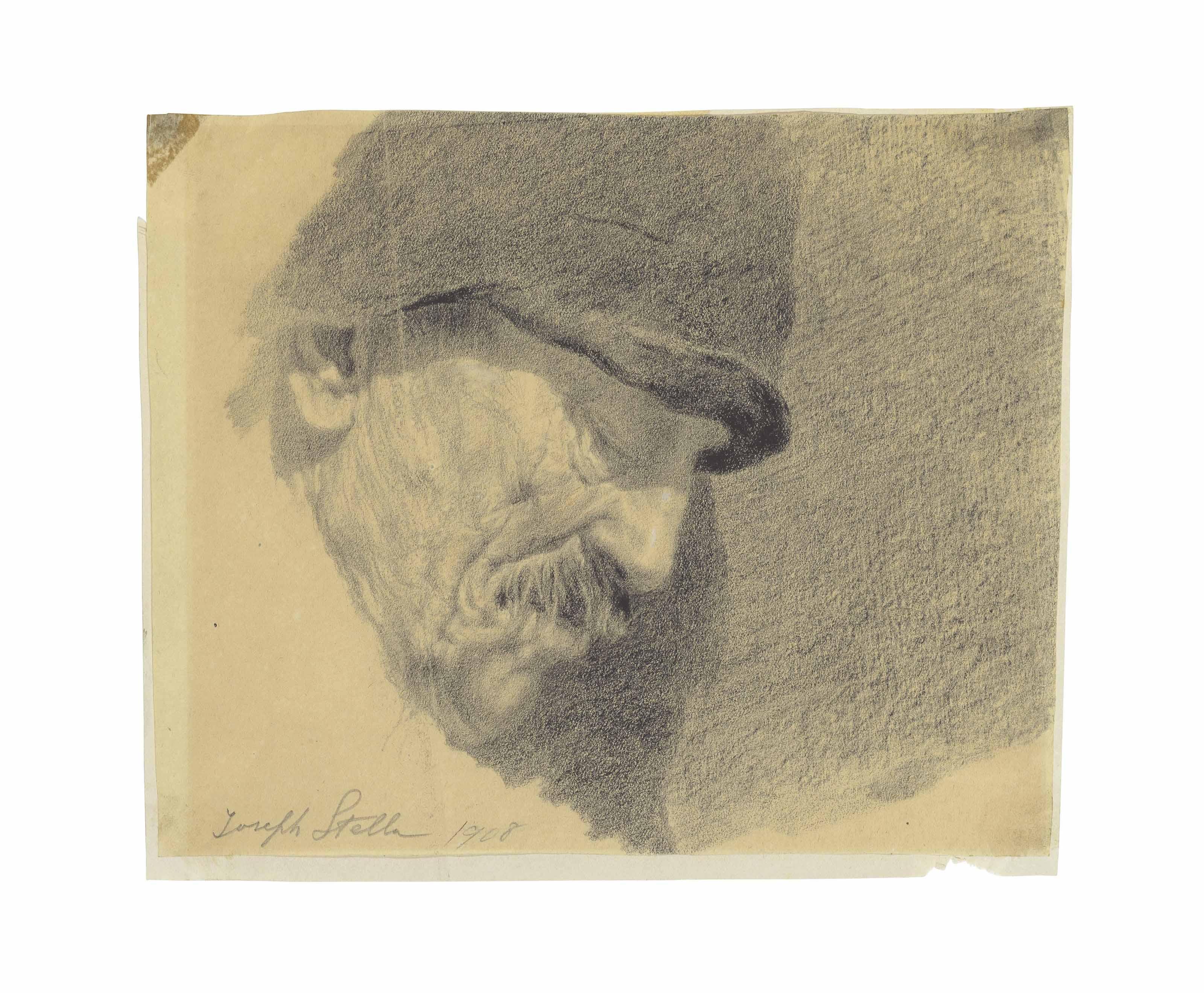 Joseph Stella (AMERICAN, 1877-