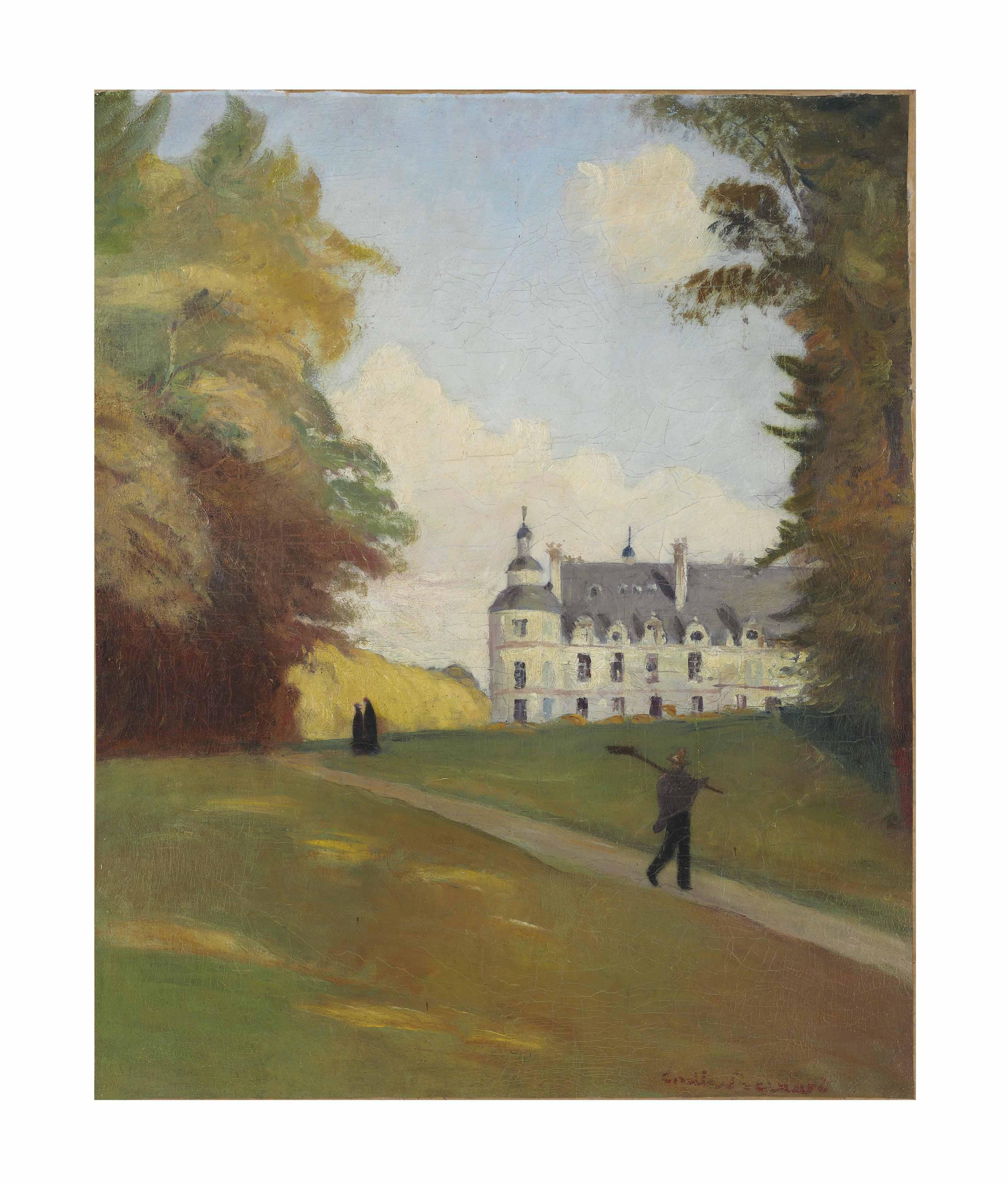 Emile Bernard (French, 1868-19