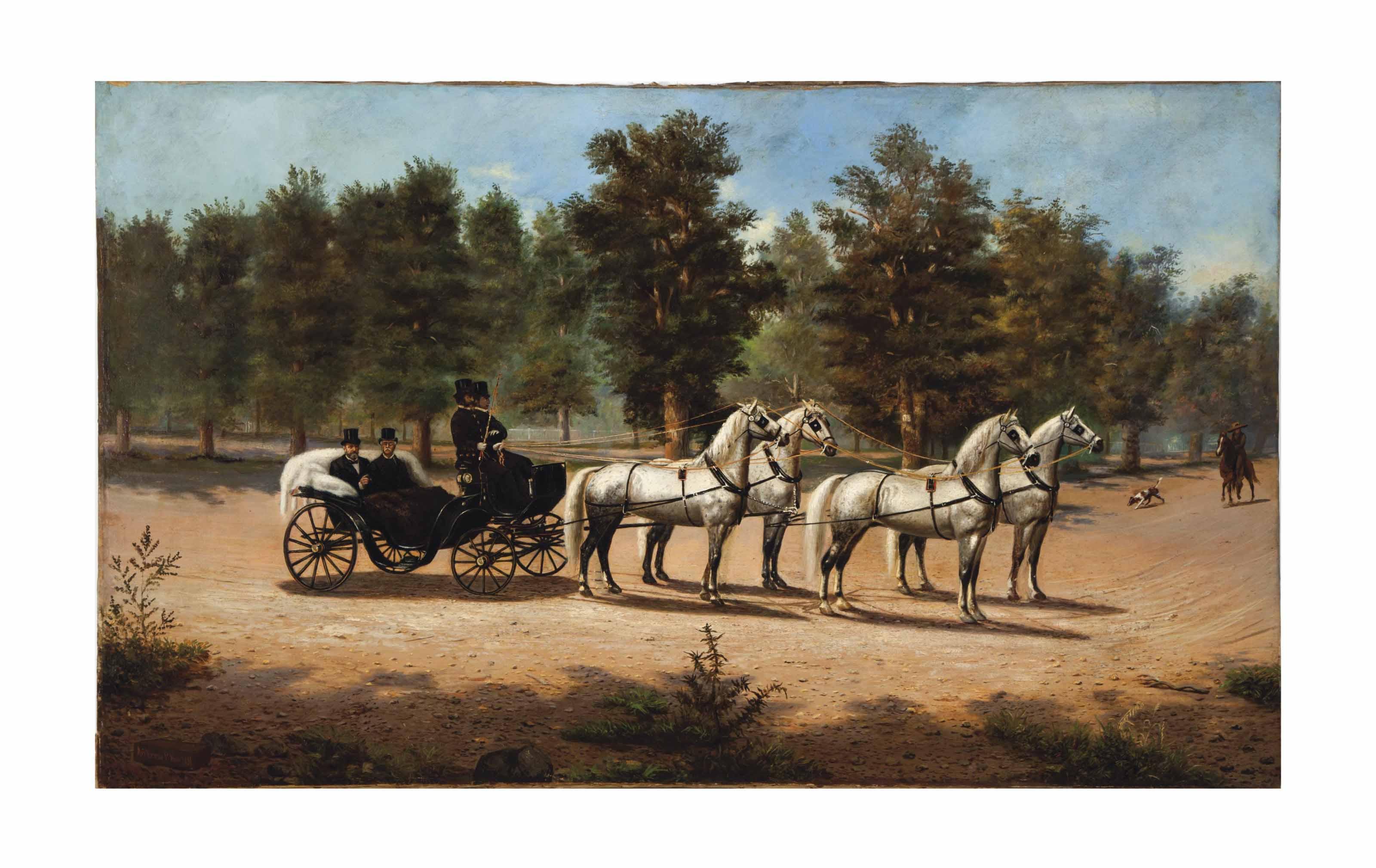 Andrew Putnam Hill (AMERICAN,