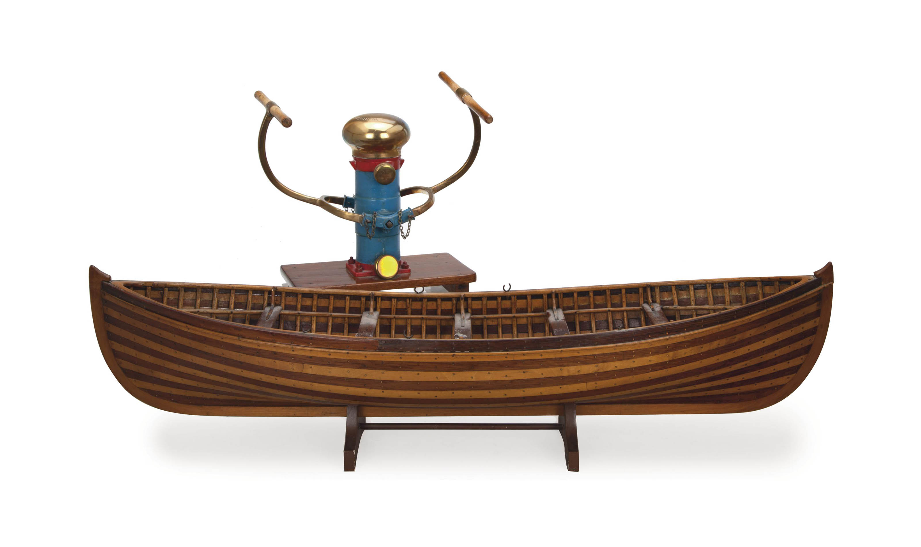 A PATENT MODEL FOR A WATER PUM