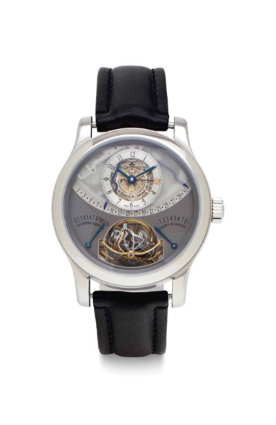 jaeger lecoultre a fine and rare limited edition platinum perpetual calendar multi axis. Black Bedroom Furniture Sets. Home Design Ideas
