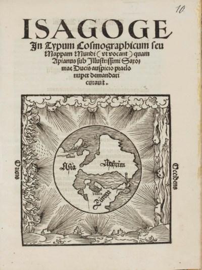 APIANUS, Petrus (1495-1552). I