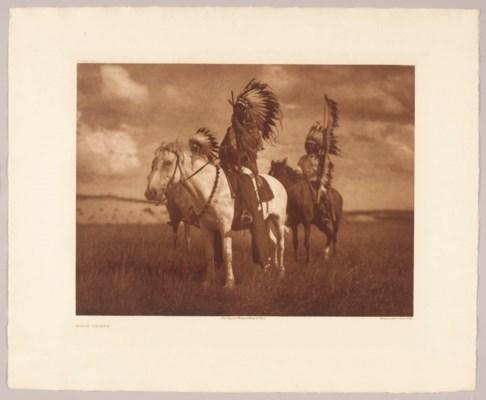 CURTIS, Edward S. (1868-1952).