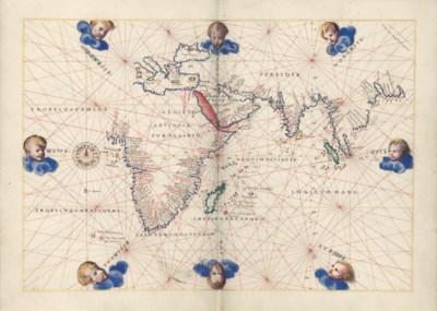 [AGNESE, Battista (c. 1500-156