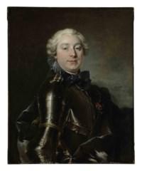 Portrait of a gentleman, half-length, in armor
