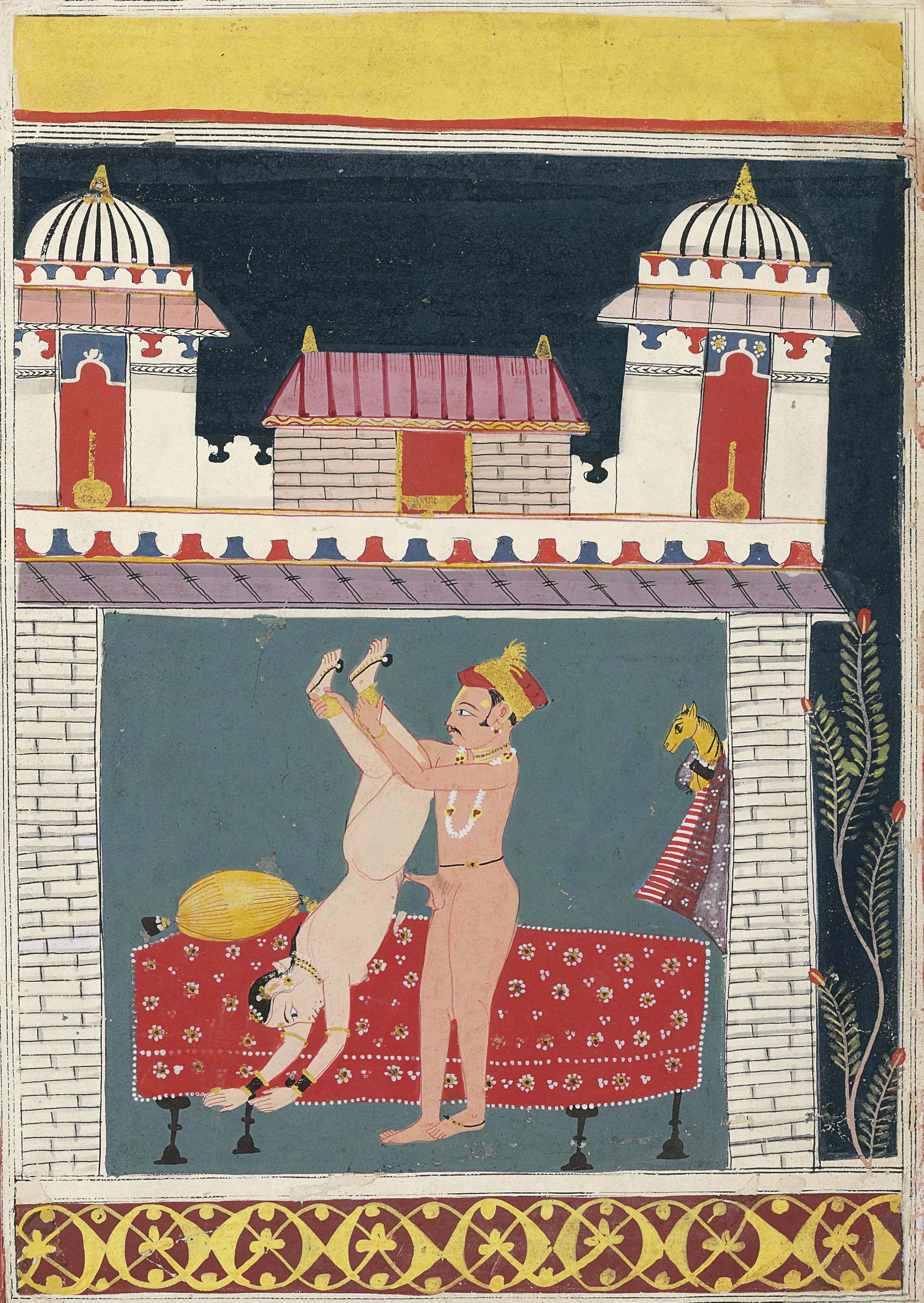 Erotic imagies from india