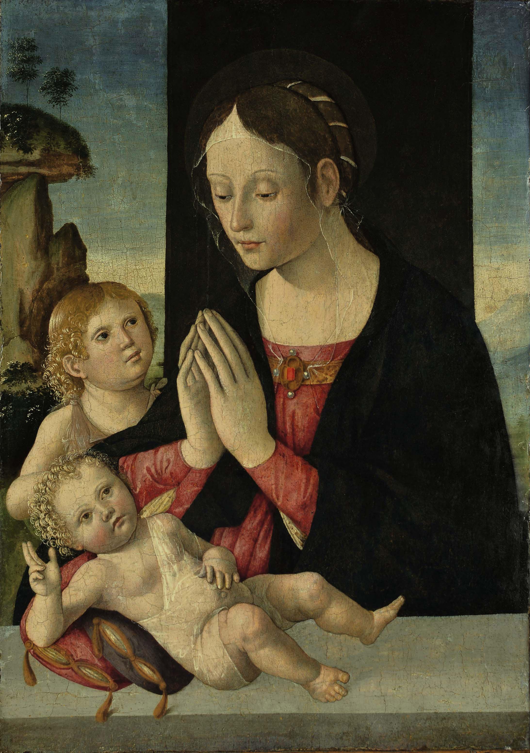 Marco Palmezzano (Forlì c. 145