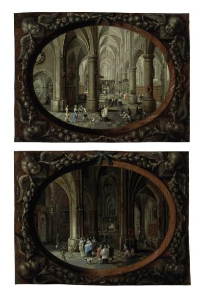 Pieter Neefs I (Antwerp ?1578-