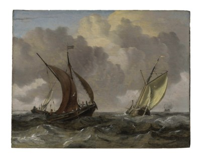 Abraham Jansz. Storck (Amsterd