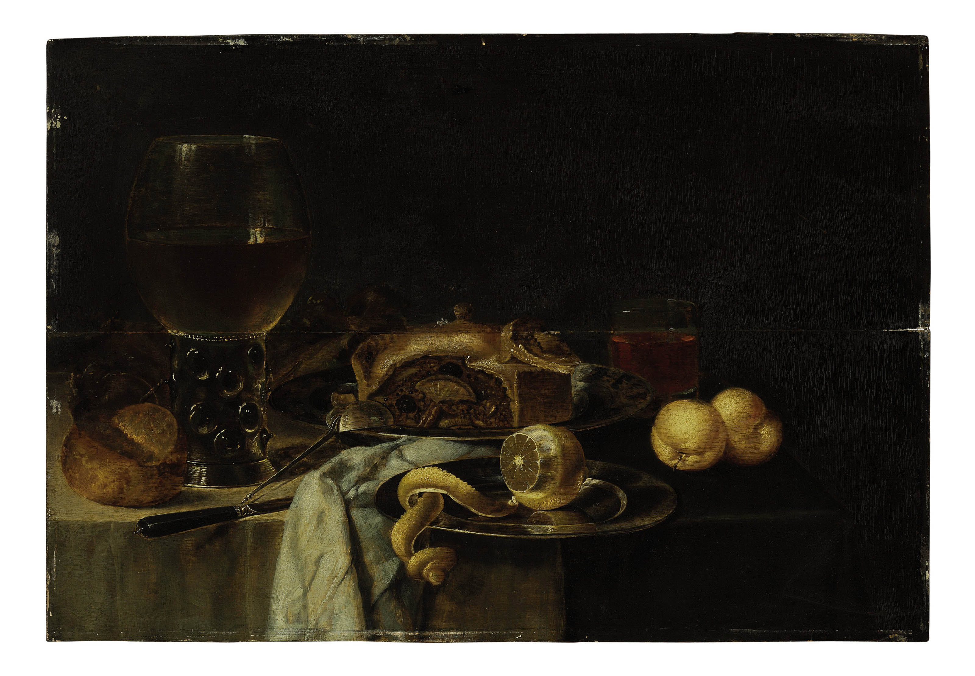 Attributed to Hans van Sant (a