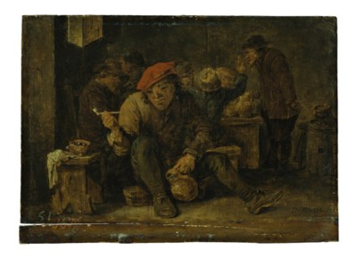 Attributed to David Teniers II
