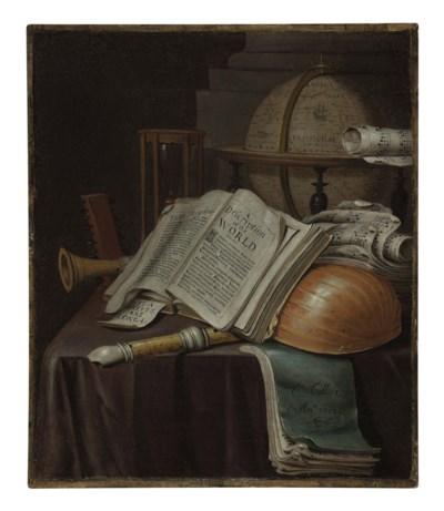 Edward Collier (Breda c. 1640-