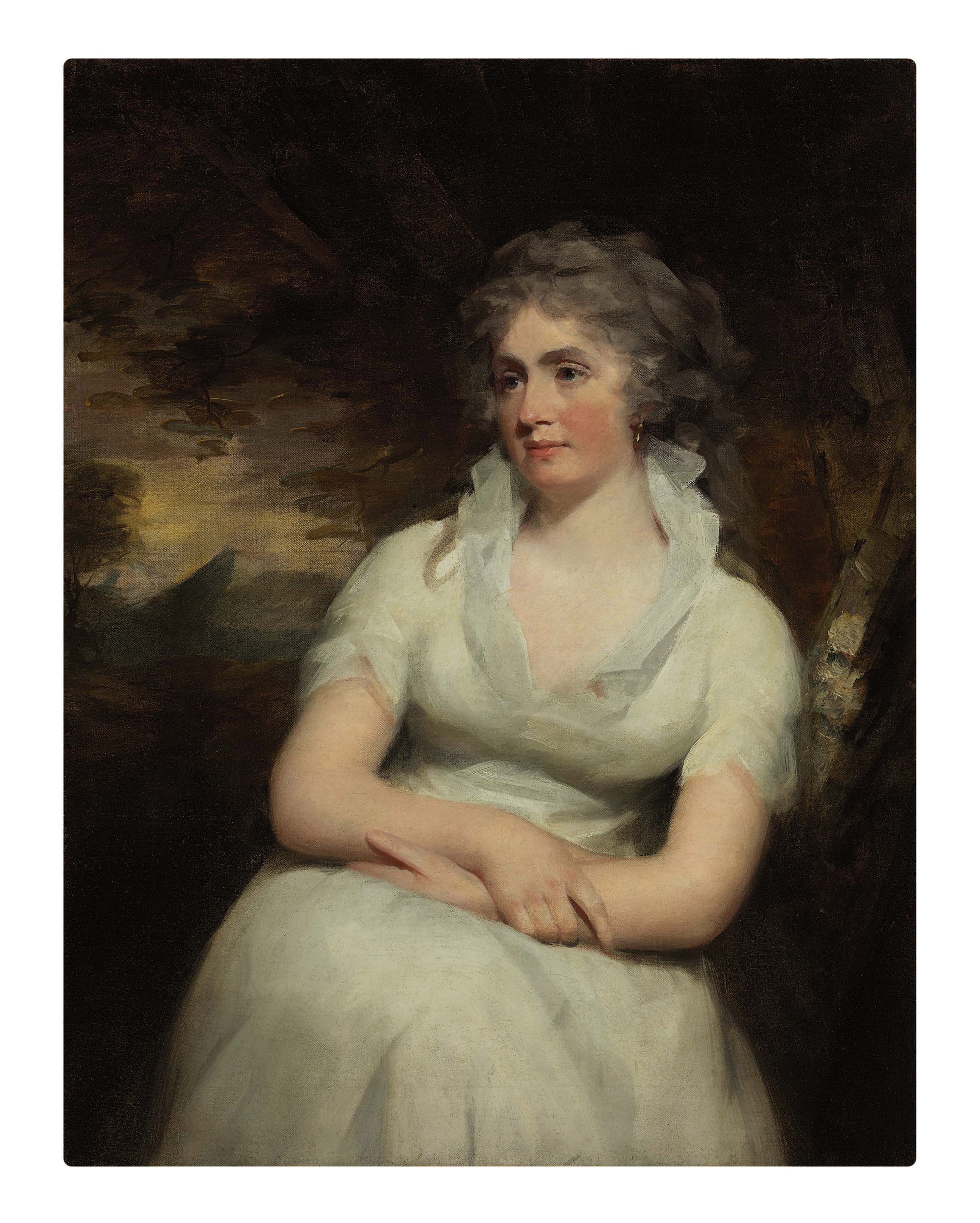 Sir Henry Raeburn, R.A. (Stock