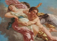 The Abduction of Oreithya by Boreas