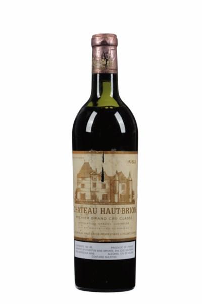 Château Haut-Brion--Vintage 19
