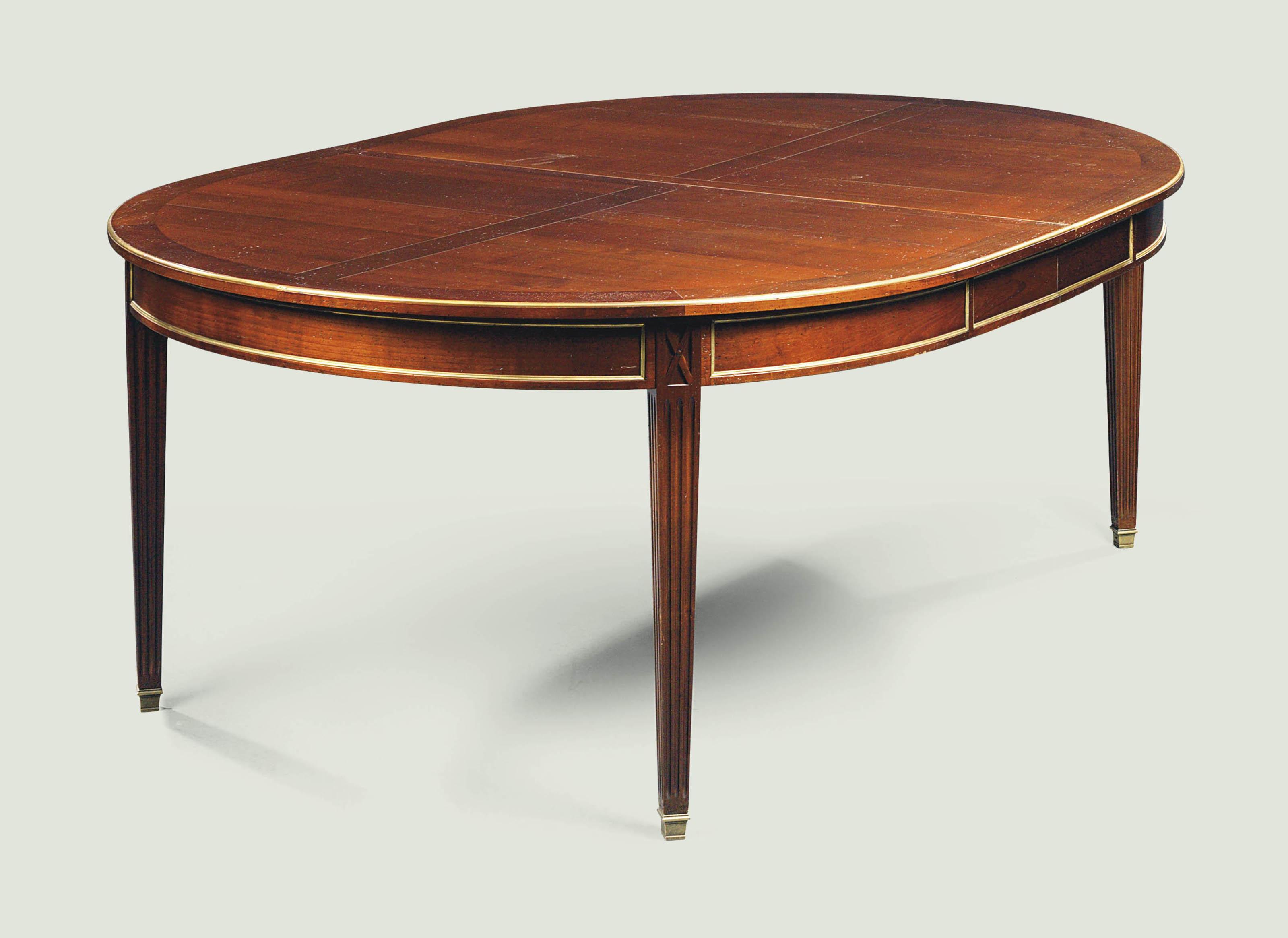 TABLE DE SALLE A MANGER DU XXE