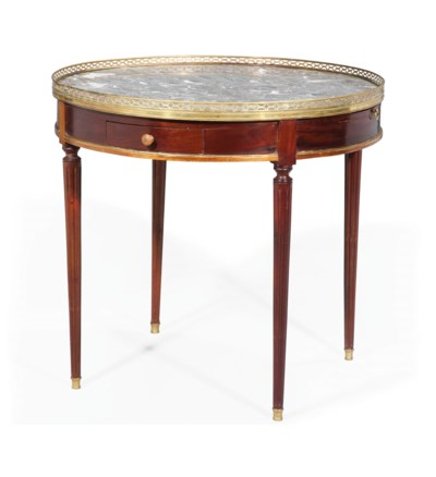 TABLE BOUILLOTTE DU XIXEME SIE