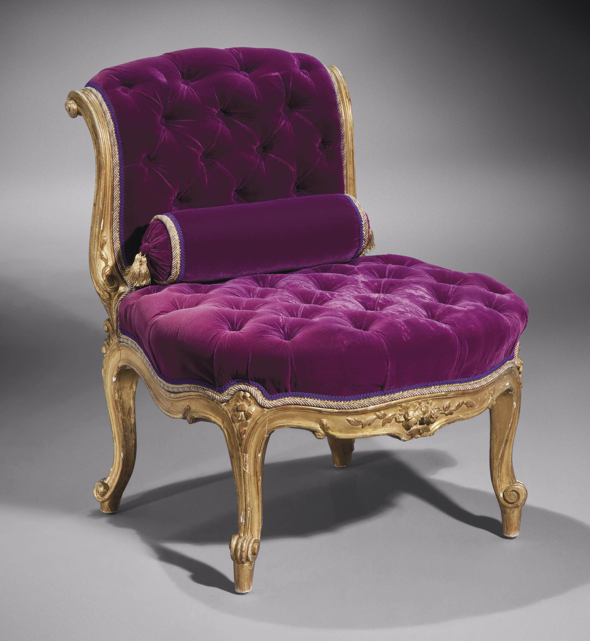 chauffeuse d 39 epoque napoleon iii milieu du xixeme siecle christie 39 s. Black Bedroom Furniture Sets. Home Design Ideas