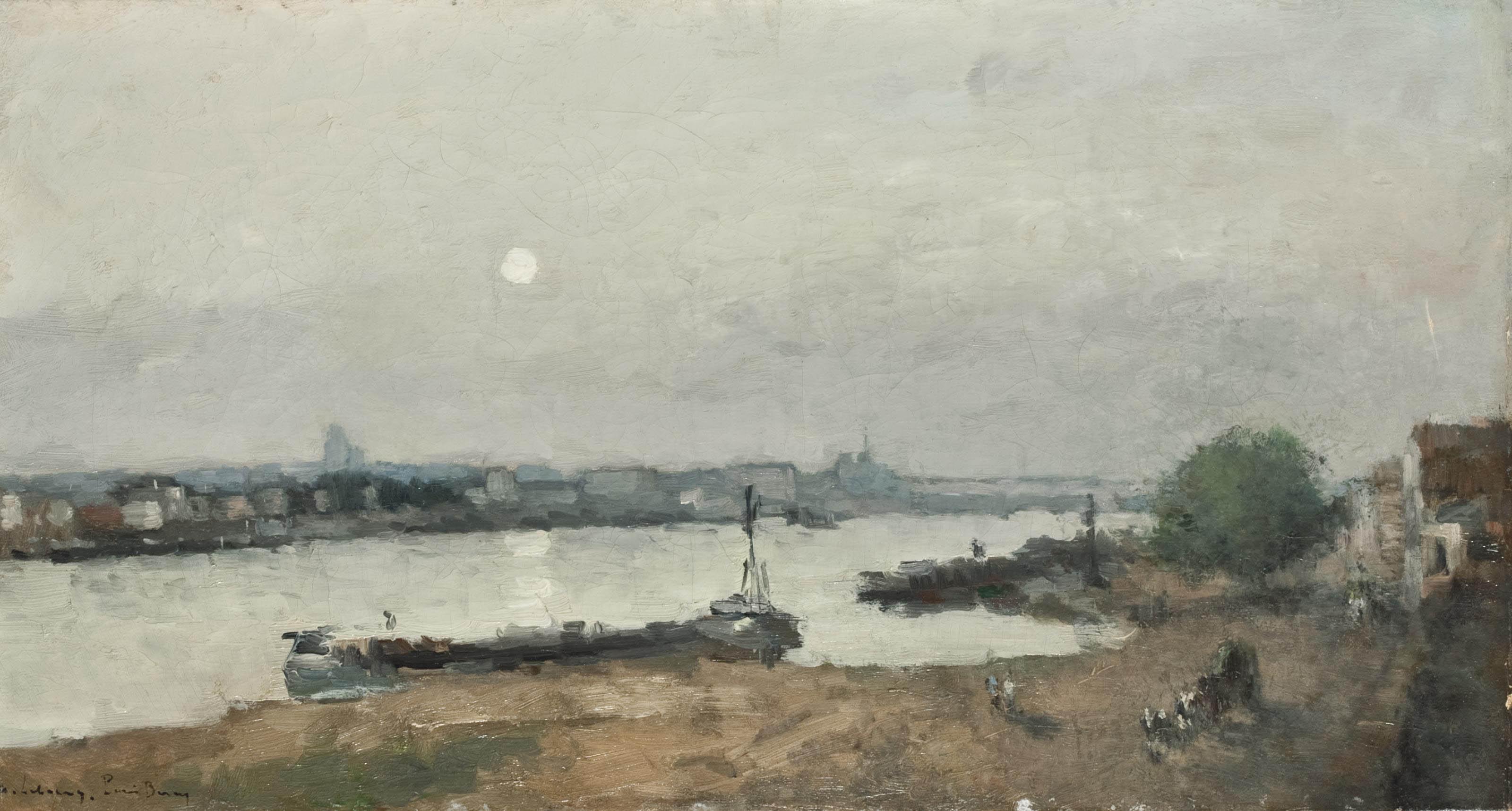 ALBERT CHARLES LEBOURG (1849-1