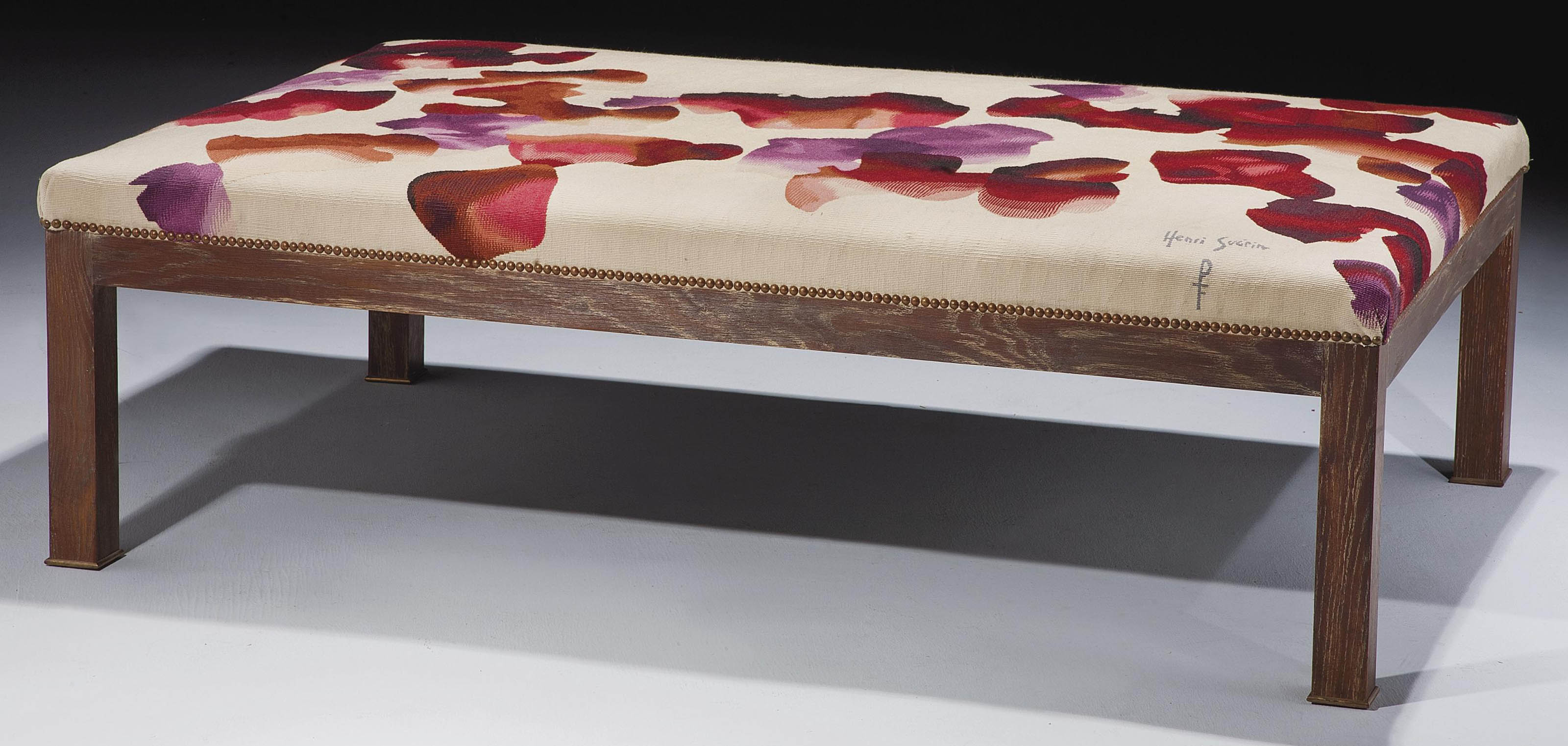 BANQUETTE, VERS 1970