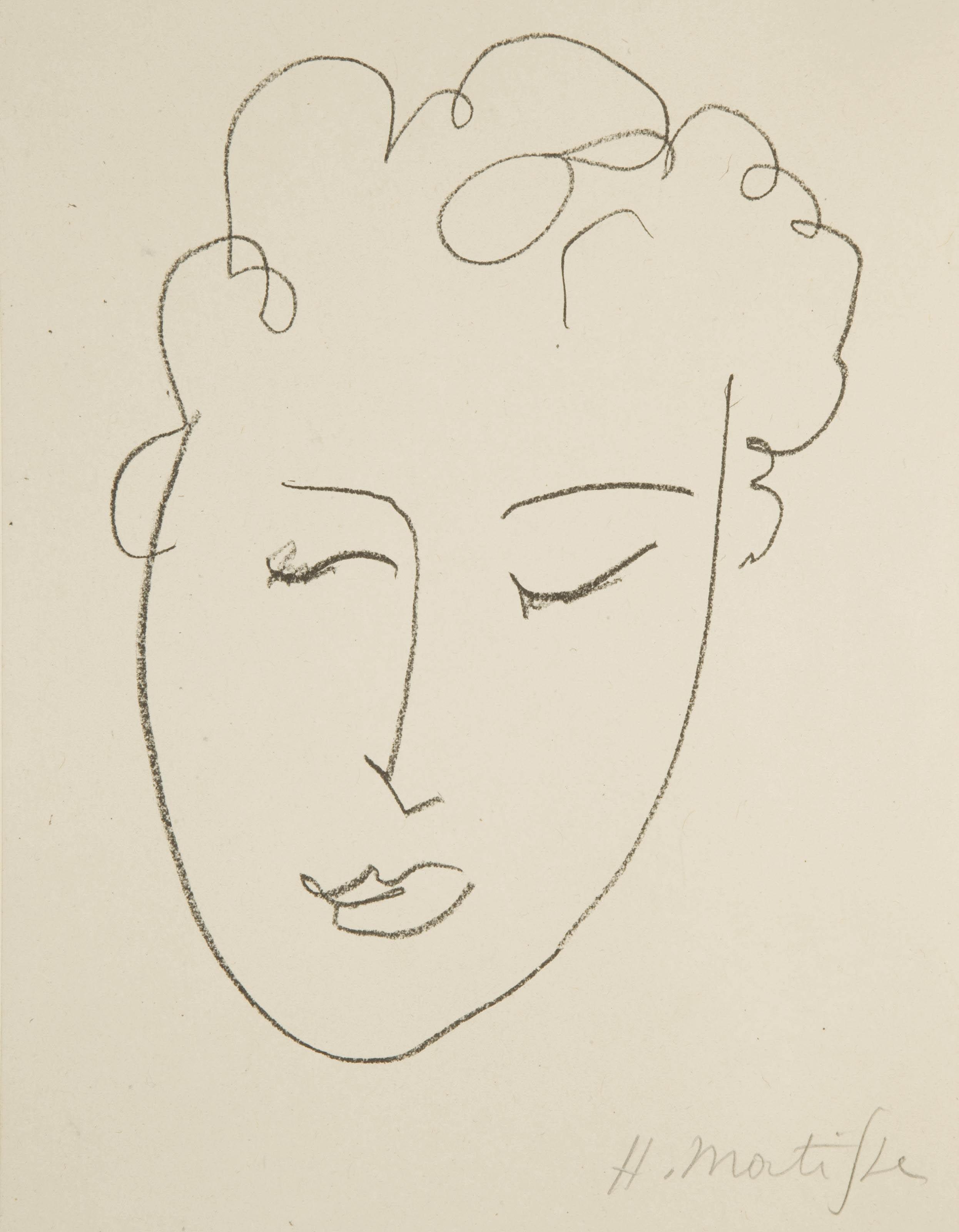 Les 15 meilleures images à propos de Tabu sur Pinterest | Saint ... |  Dessin matisse, Matisse, Henri matisse