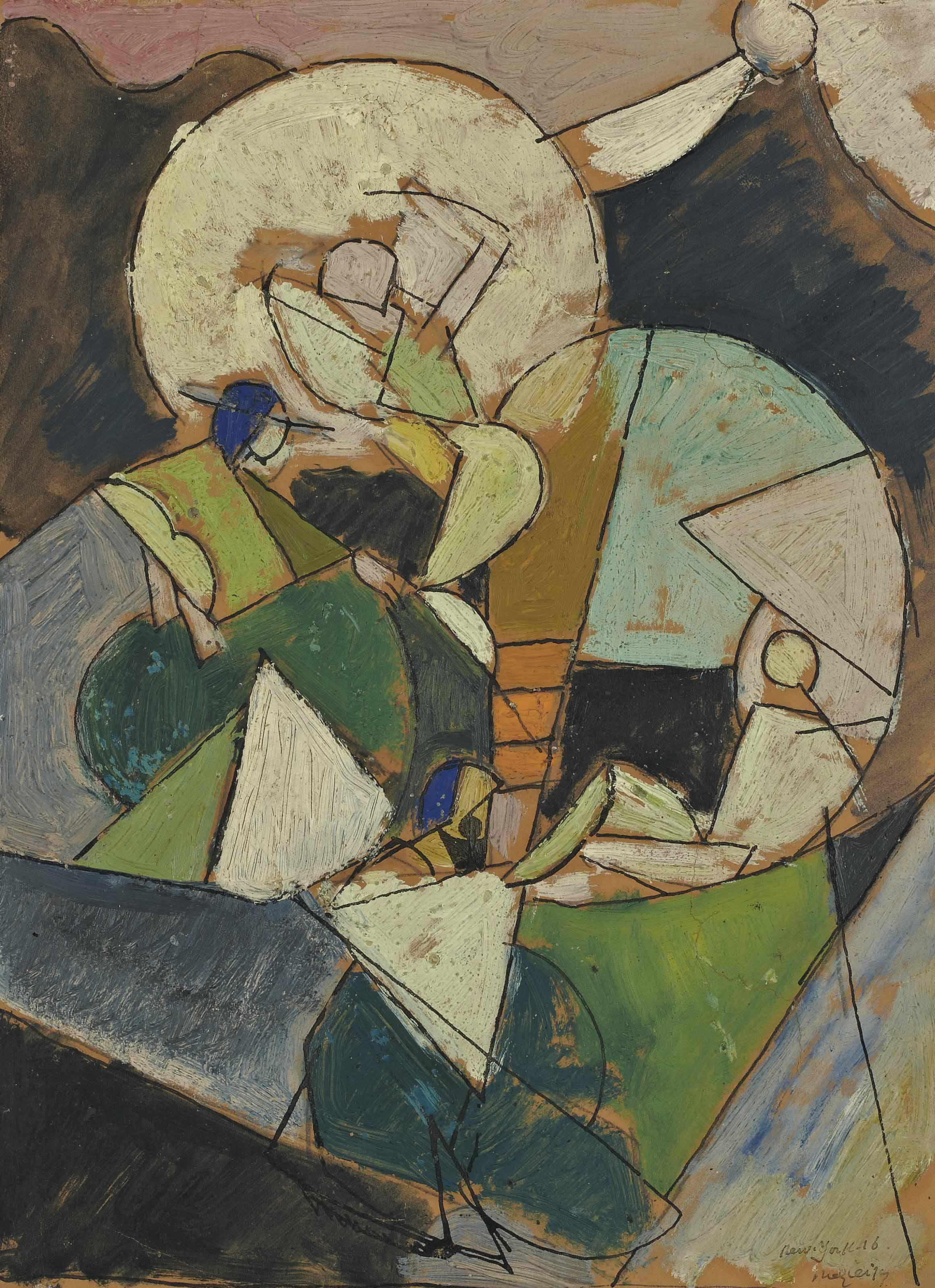 Albert Gleize (1881-1953)