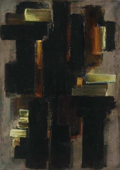 PIERRE SOULAGES (NÉ EN 1919)
