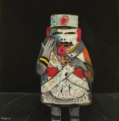 MARYAN (PINCHAS BURSTEIN) (192