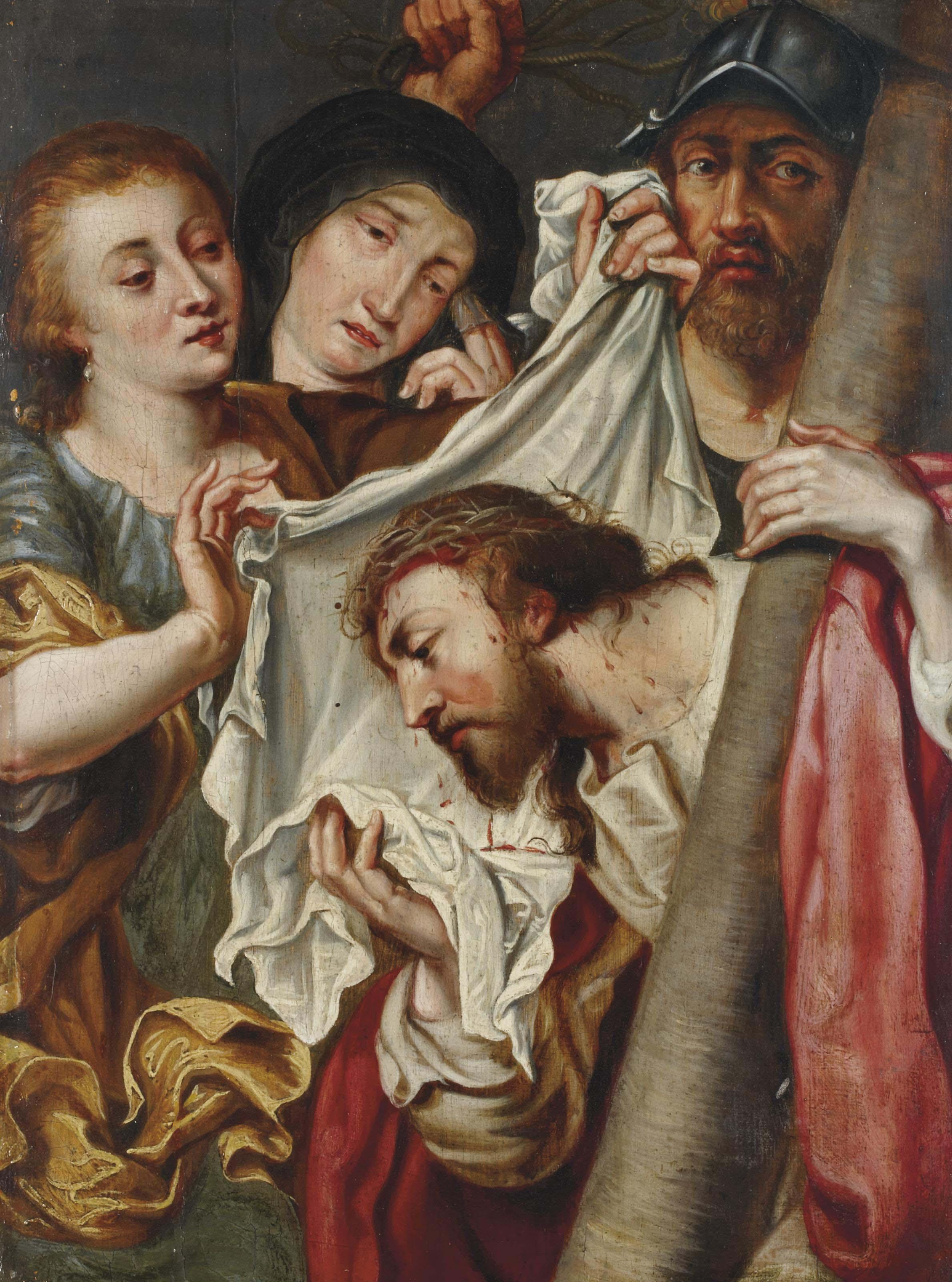 ENTOURAGE D'OTTO VAN VEEN (LEYDE 1556-1629 BRUXELLES)