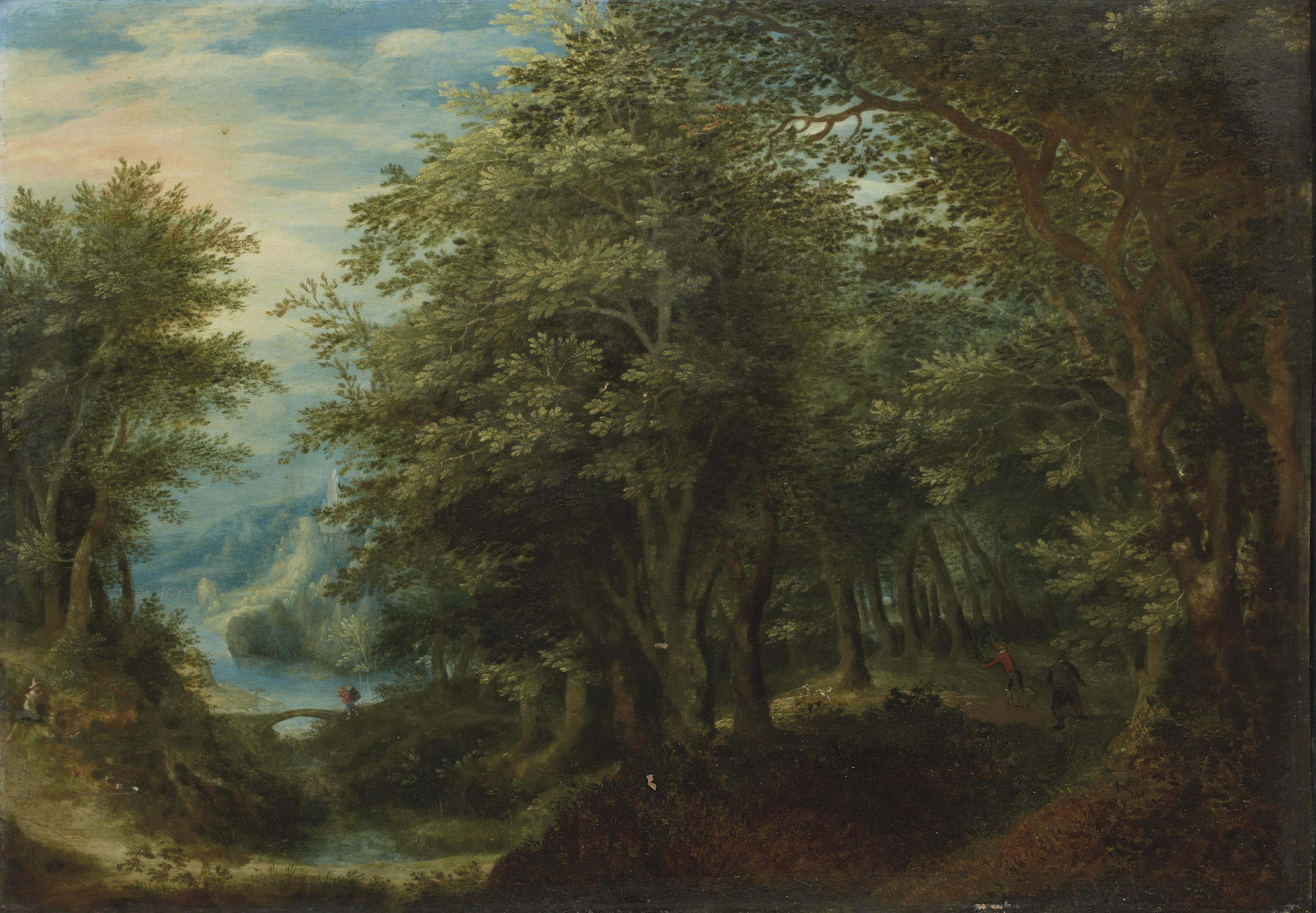 ABRAHAM GOVAERTS (ANVERS 1589-